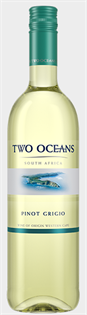 Two Oceans Pinot Grigio 2014 750ml - Case...